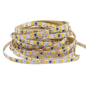 Ultra Thin 5mm PCB 24V 120LEDs/m SMD 2835 Flexible LED Strip Light