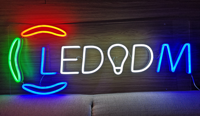 Newsletter: Custom LED Neon Sign Lights