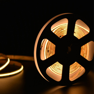 180° Big Beam Angle Flexible COB FOB LED Strip Lights with New Technology