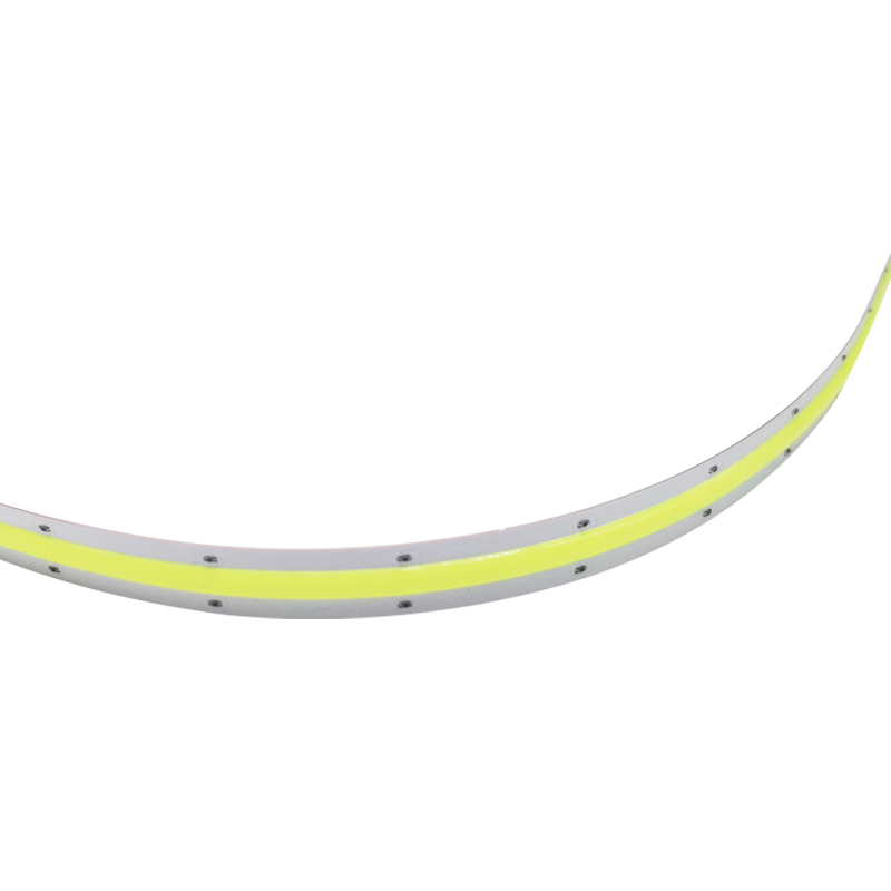 24V High Brightness Flexible COB LED Strip Green Tape Light for Aluminum Profile