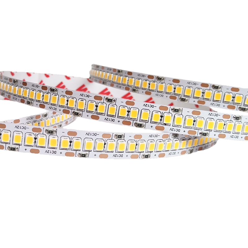 Single Row 240LEDs/m SMD 2835 LED Strip Lights with High Brightness