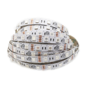 ETL Listed LED Strip SMD5050 RGB Flexible Strip Light